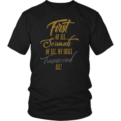 Alpha Phi Alpha Quotation Tee - Unique Greek Store
