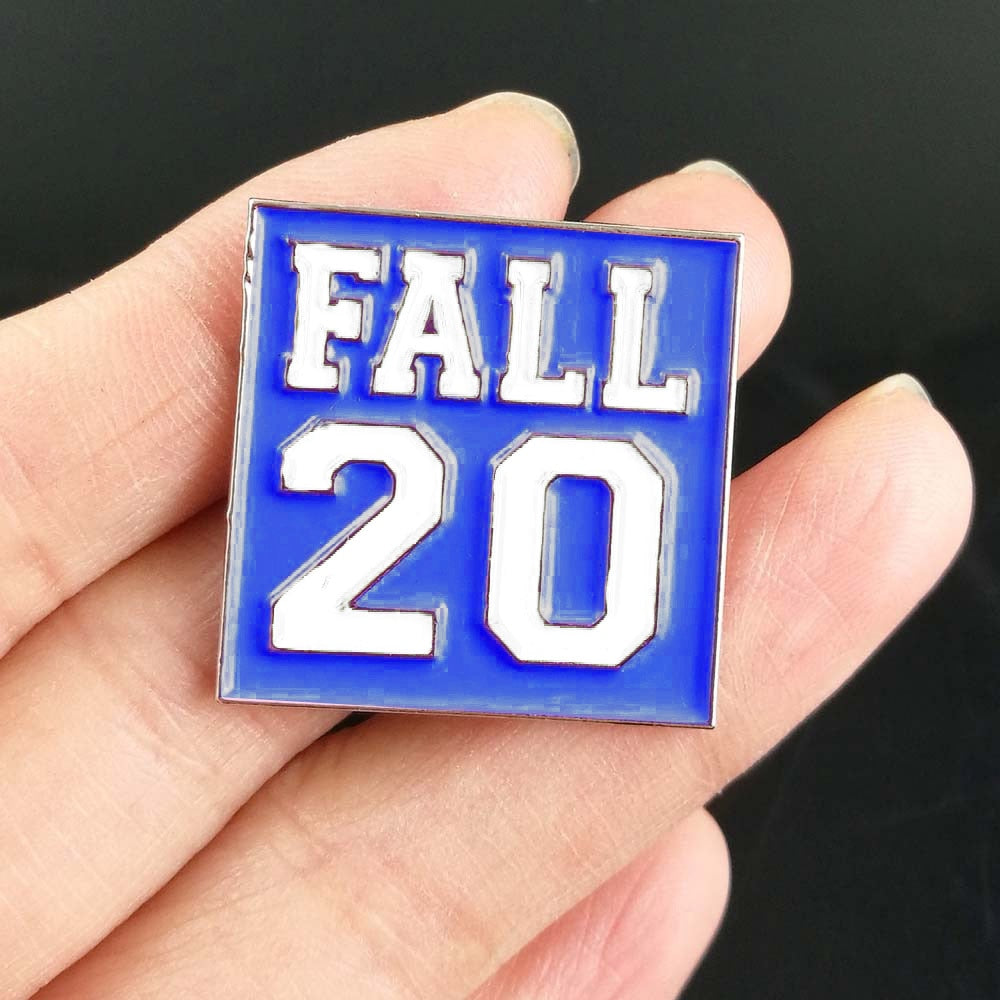 Zeta Phi Beta Fall 20 Lapel Brooch Pin