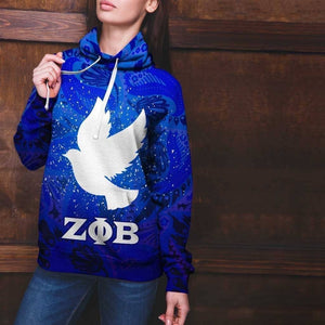 Zeta Phi Beta Hoodie - Unique Greek Store
