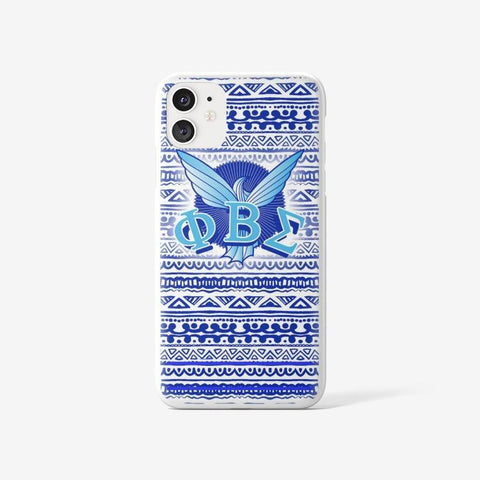 Phi Beta Sigma Emblem Iphone 11 Case