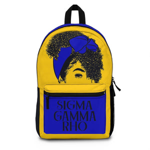 Sigma Gamma Rho Made in USA Backpack