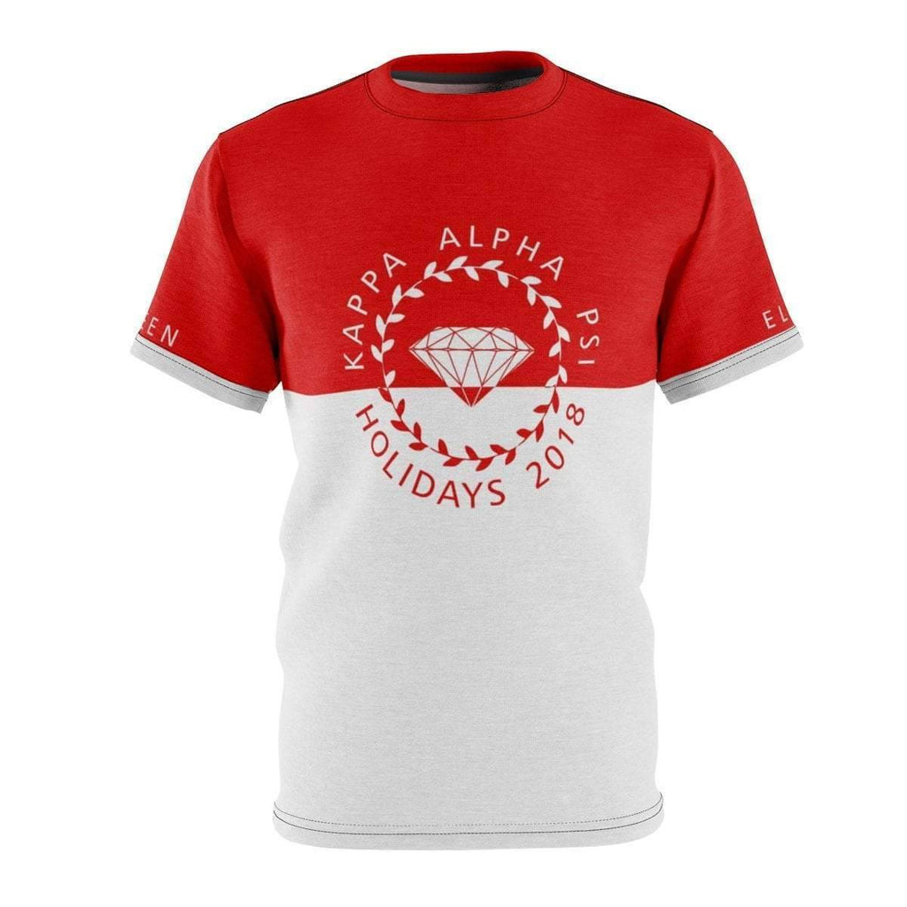 Kappa Alpha Psi Holidays 2018 Tee - Unique Greek Store