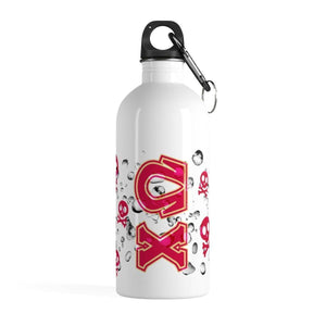 Chi Omega Water Bottle - Unique Greek Store