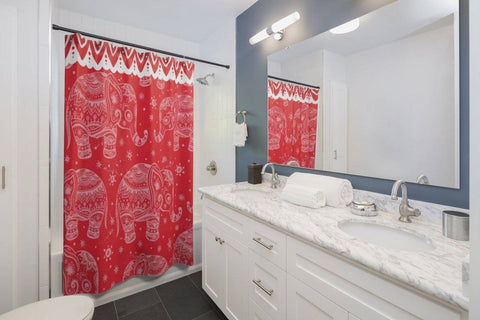 Delta Sigma Theta Shower Curtains - Unique Greek Store