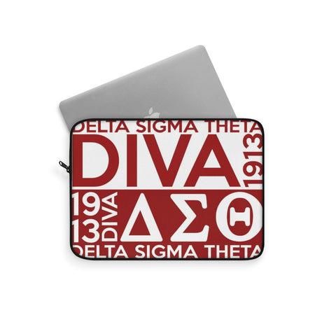 Image of Delta Sigma Theta Laptop Sleeve