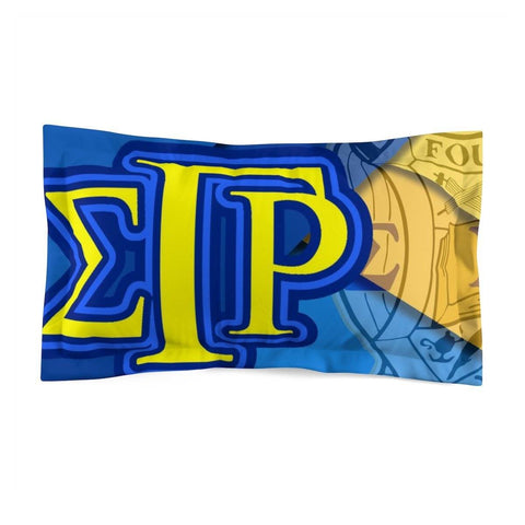 Sigma Gamma Rho Pillow Sham