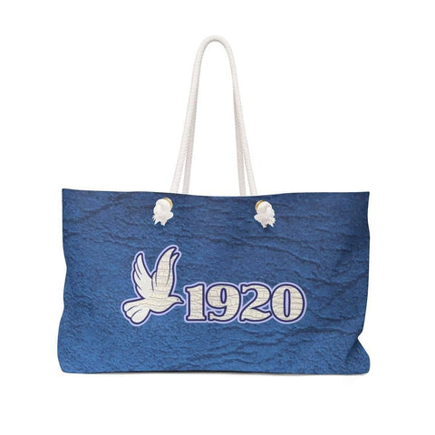 Zeta Phi Beta Weekender Bag