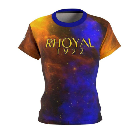 Sigma Gamma Rho Galaxy Tee - Unique Greek Store