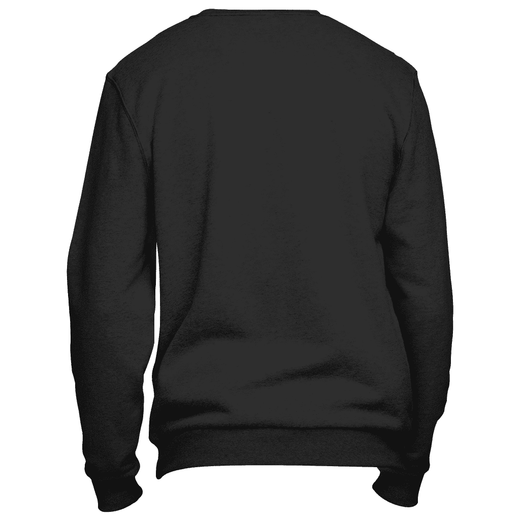 Phi Beta Sigma Initials and Year Black Sweatshirt - Unique Greek Store