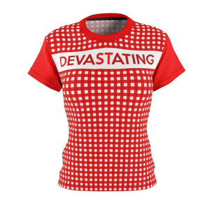Delta Sigma Theta Checkered Tee - Unique Greek Store