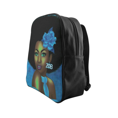 Zeta Phi Beta School Backpack