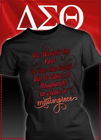 Delta Sigma Theta Quotation Tee - Unique Greek Store