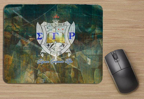 Image of Sigma Gamma Rho Mousepad - Unique Greek Store