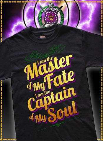 Omega Psi Phi Quotation Tee - Unique Greek Store