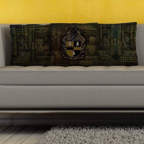 Alpha Phi Alpha Pillow Covers - Unique Greek Store