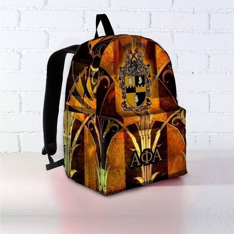 Alpha Phi Alpha Backpack - Unique Greek Store