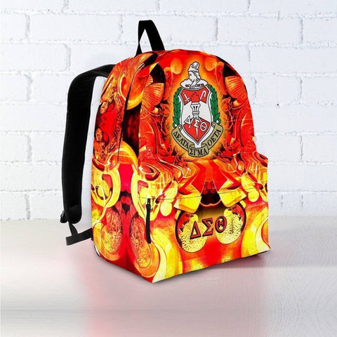 Image of Delta Sigma Theta Backpack - Unique Greek Store