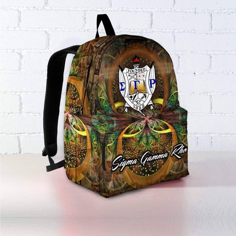 Image of Sigma Gamma Rho Backpack - Unique Greek Store