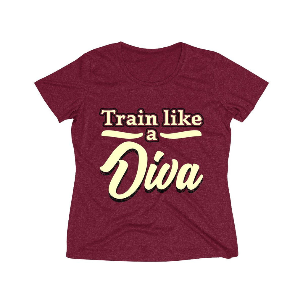 Delta Sigma Theta Gym Train Tee