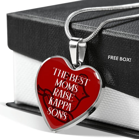 Image of Kappa Alpha Psi Mom Design Necklace