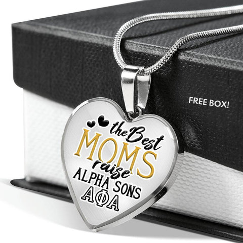 Image of Alpha Phi Alpha Mom's Alpha Sons Necklace