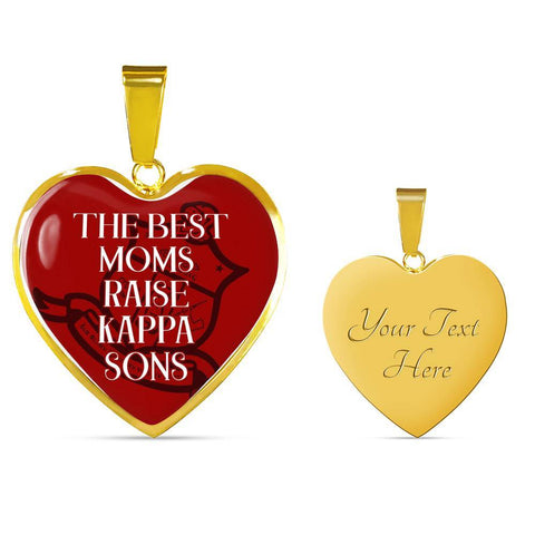 Kappa Alpha Psi Mom Design Necklace