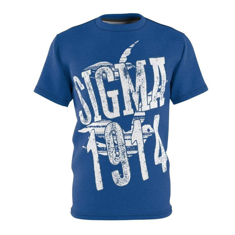 Image of SIGMA AOP Cut & Sew Tee - Unique Greek Store