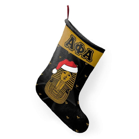 Image of Alpha Phi Alpha 2018 Christmas Stockings - Unique Greek Store