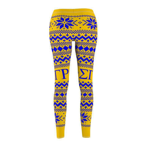 Image of Sigma Gamma Rho Ugly Leggings