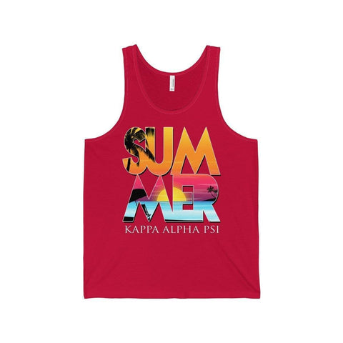 Kappa Alpha Psi Summer Tank - Unique Greek Store