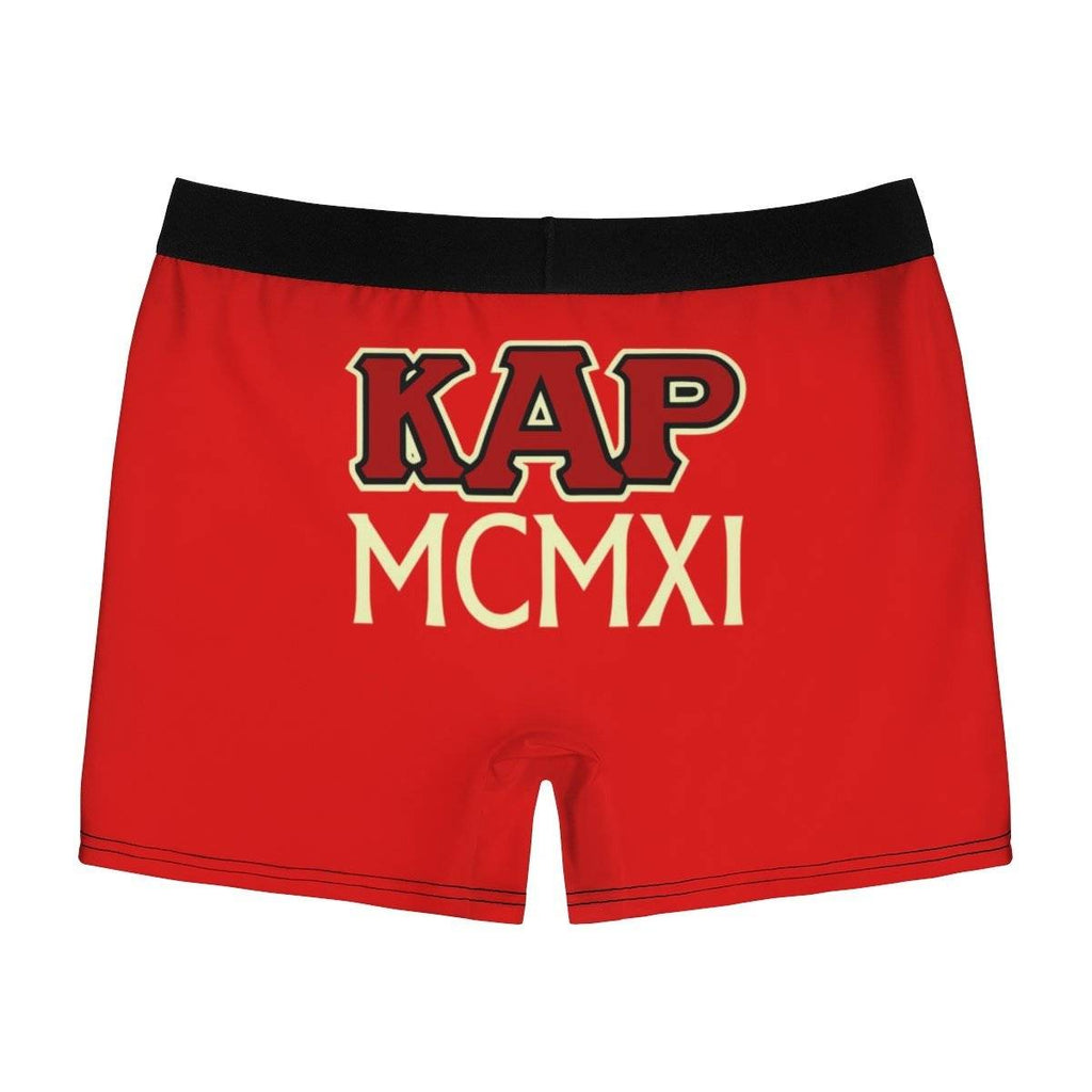 Kappa Alpha Psi Sporty Boxer Briefs