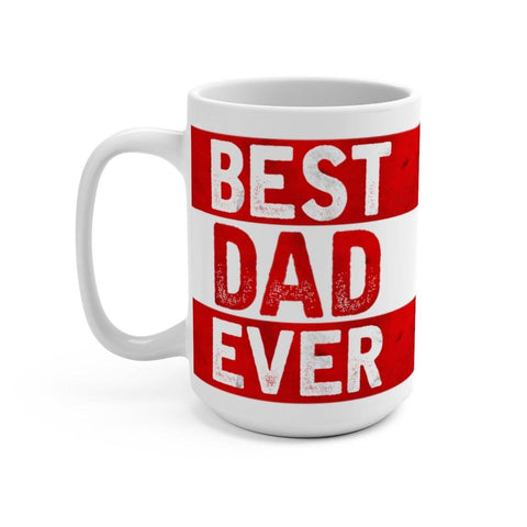 Image of Kappa Alpha Psi Best Dad Ever Mug