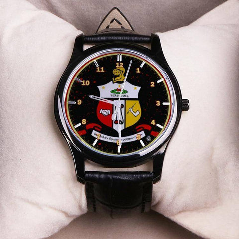 Kappa Alpha Psi Waterproof Quartz  Watch