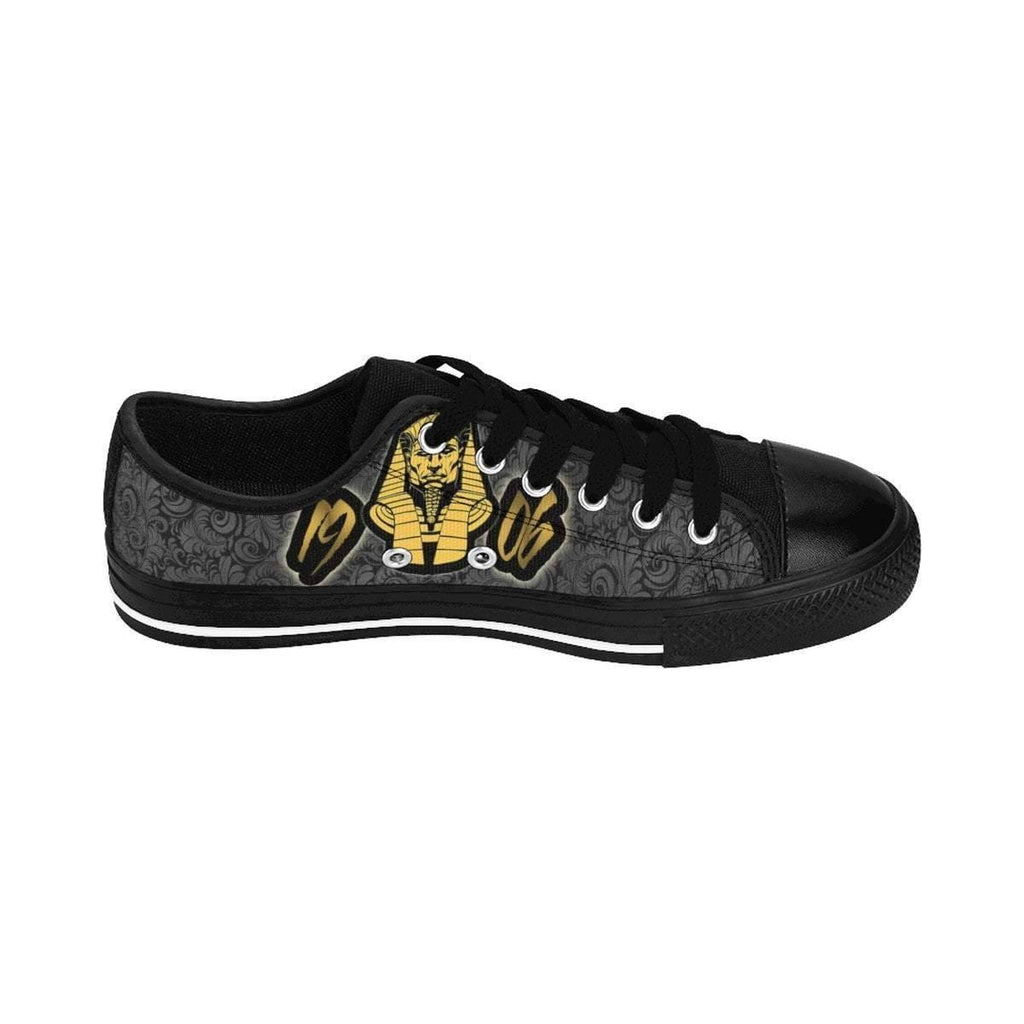 Alpha Phi Alpha Emblem Sneakers - Unique Greek Store