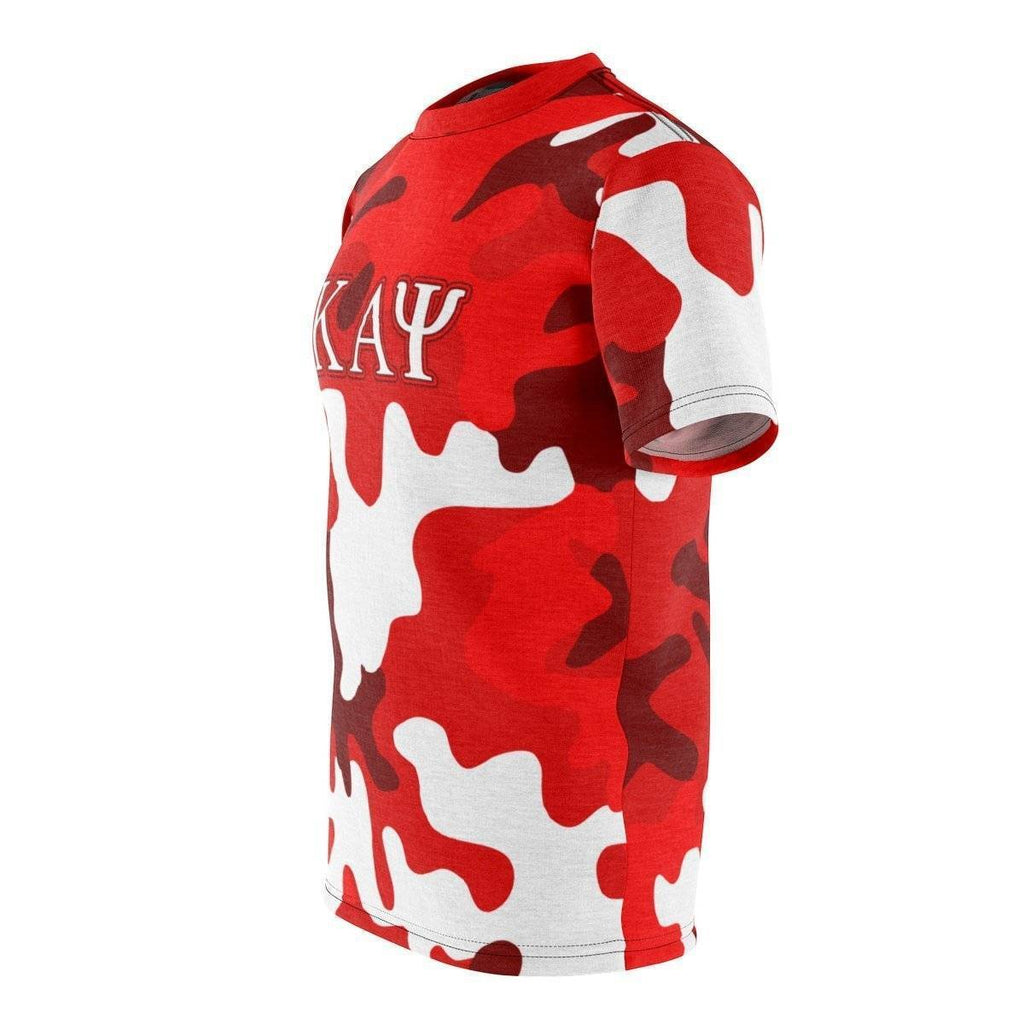 Kappa Alpha Psi Camouflage Tee - Unique Greek Store