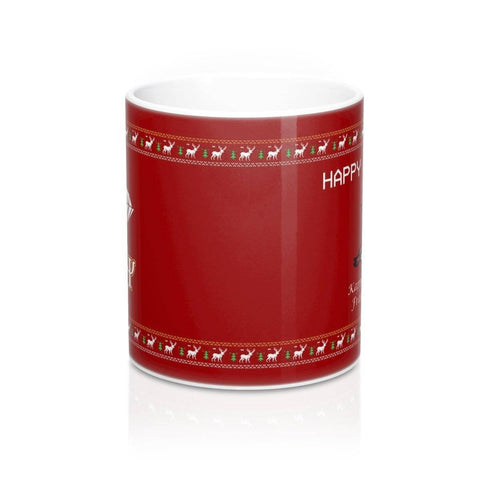Image of Kappa Alpha Psi Christmas Mugs - Unique Greek Store