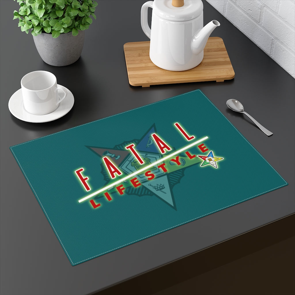 Order of the Eastern Star Table Mat
