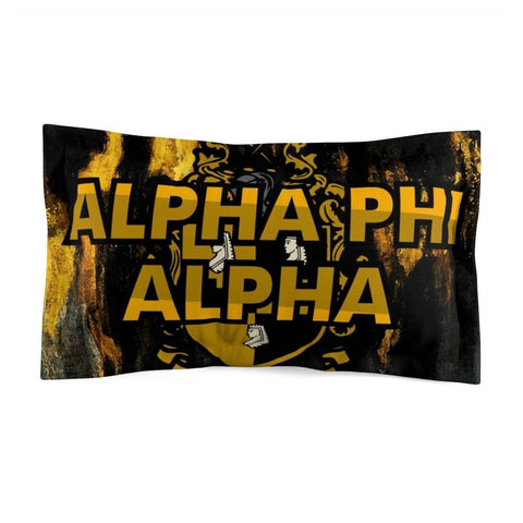 Image of Alpha Phi Alpha Pillow Sham