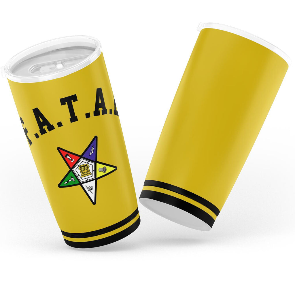 Order of the Eastern Star 20 oz Tumbler