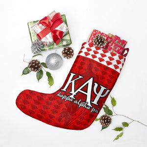 Kappa Alpha Psi Christmas Stockings