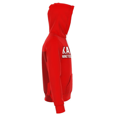 Image of Kappa Alpha Psi Athletic Hoodie