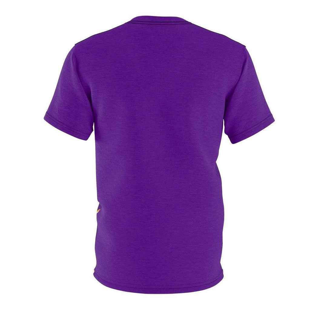 Omega Psi Phi  Initials/Year Unisex AOP Cut & Sew Tee - Unique Greek Store