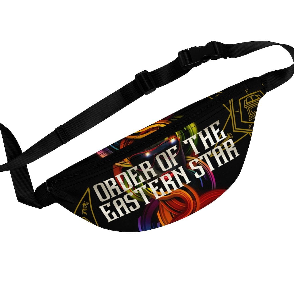 Order of the Eastern Star Fanny Pack