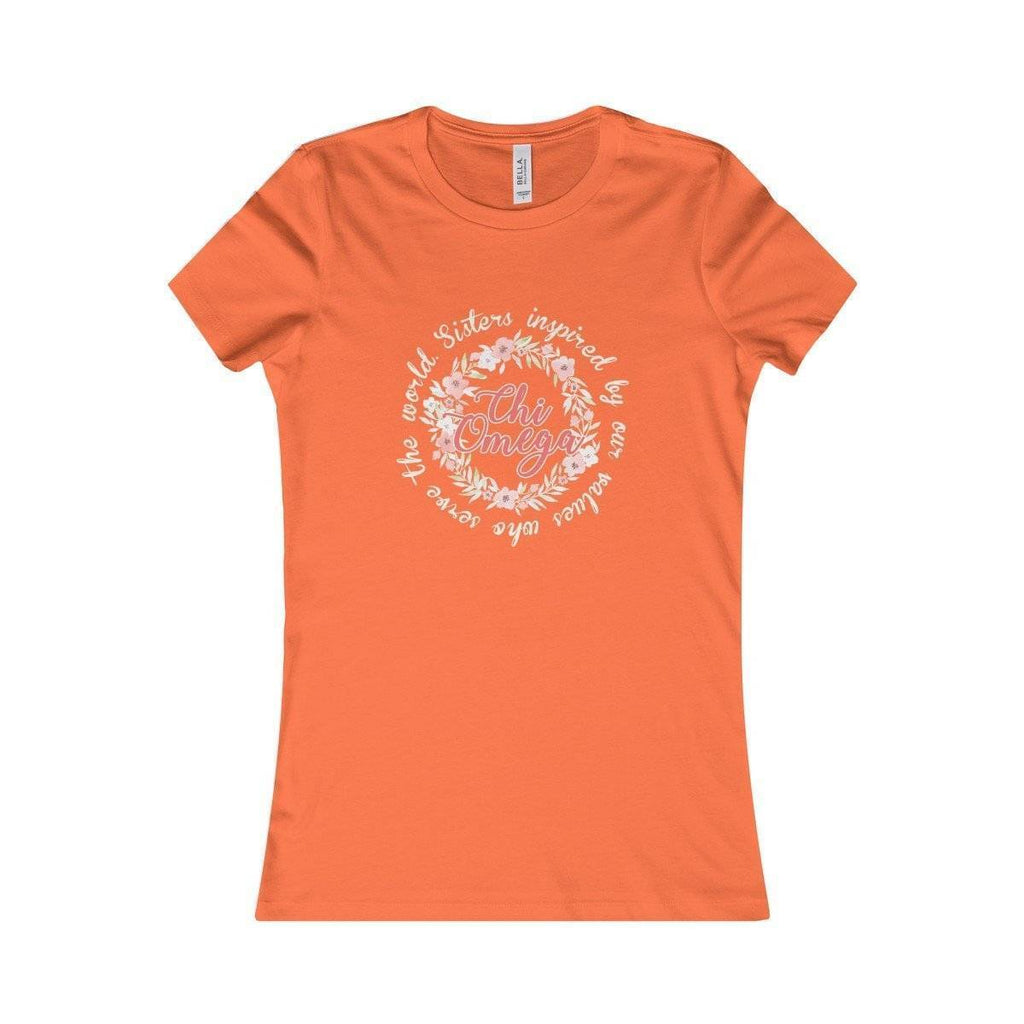 Chi Omega Inspired Tee - Unique Greek Store
