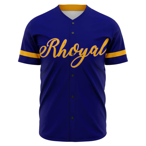 Image of Sigma Gamma Rho Baseball Jersey Shirt