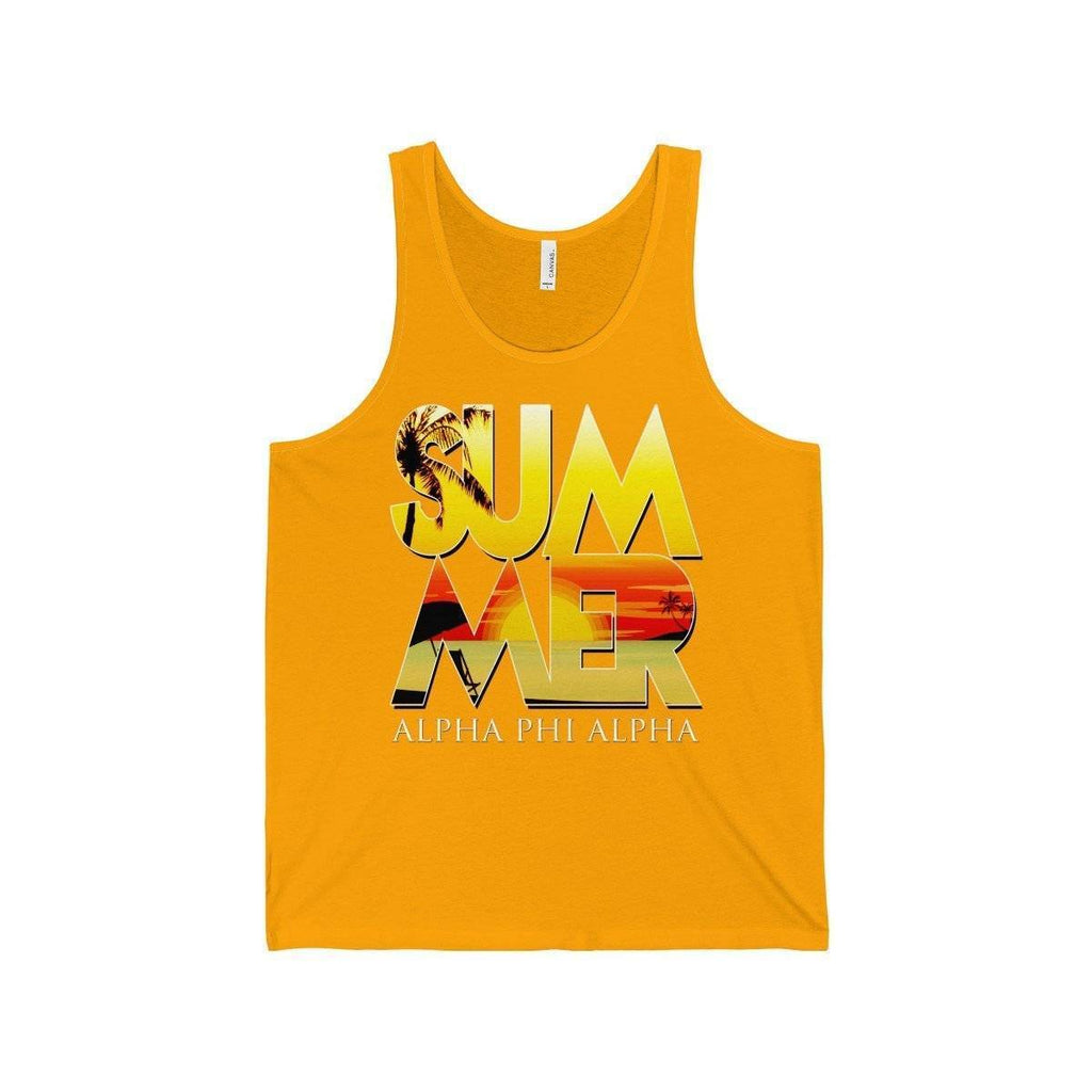 Alpha Phi Alpha Summer Tank - Unique Greek Store