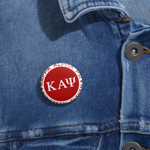 Image of Kappa Alpha Psi Button Pins