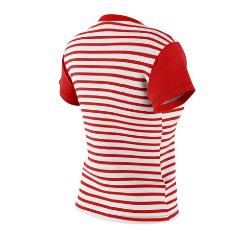 Delta Sigma Theta Stripe Tee - Unique Greek Store