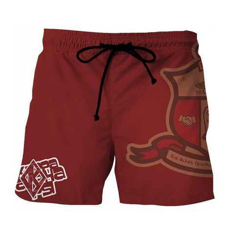 Kappa Alpha Psi Beach Shorts