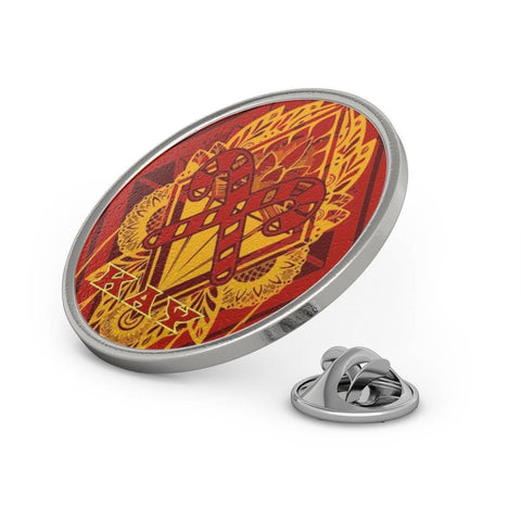 Image of Kappa Alpha Psi Metal Pin - Unique Greek Store